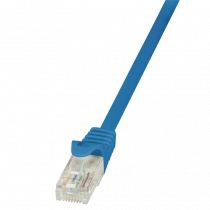Patch kabel UTP 1.5m, Cat6, AWG24, Logilink CP2046U, plava