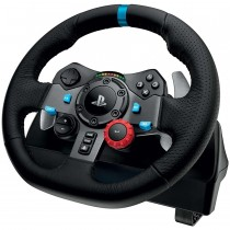 Volan Logitech Driving Force G29 Racing Wheel PC and Playstation 3-4, USB, 24mj, (941-000112)
