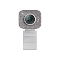 WEB kamera Logitech StreamCam - OFF White, USB3.1 Type C, FullHD, 24mj, (960-001297)