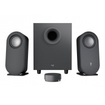 Zvučnici Logitech Z407 Bluetooth Computer Speakers with Subwoofer, 2.1, Bluetooth, 40W RMS, crna, 24mj, (980-001348)