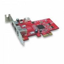 Kontroler FireWire 2x 1394b i 1x 1394a PCIe x1 (PE-107)