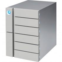 "HDD ext LaCie 48TB crna, 6big Thunderbolt 3, STFK48000400, 3.5"", USB3.1 i Thunderbolt 3, 7200RPM, 24mj"