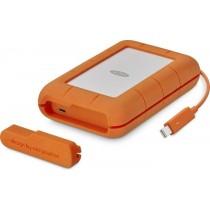 "HDD ext LaCie 5TB narančasta, Rugged Thunderbolt, STFS5000800, 2.5"", USB-C i Thunderbolt, 5400RPM, 24mj"