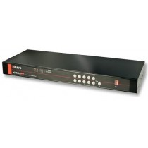 PC Preklopnik KVM Lindy U8 Modular 8 Port KVM Switch, crna (39532)