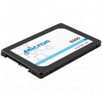 """SSD Micron 3.84TB crna, 5300 MAX, MTFDDAK3T8TDT-1AW1ZABYY, 2.5"""", SATA3, 60mj"""