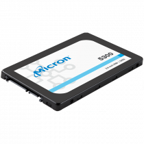 "SSD Micron 7.68TB crna, 5300 PRO, MTFDDAK7T6TDS-1AW1ZABYY, 2.5"", SATA3, 60mj"