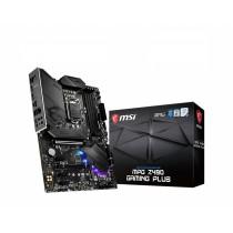 MB MSI MPG Z490 GAMING PLUS, LGA 1200, ATX, 4x DDR4, Intel Z490, 36mj (7C75-007R)