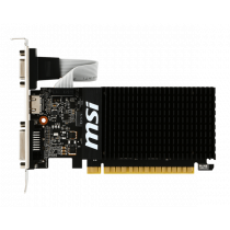 VGA MSI GT 710 1GD3H LP, nVidia GeForce GT 710, 1GB, do 954MHz, Pasivno hlađenje, 36mj