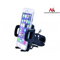 Nosač za Smartphone, Bicikli, Maclean Universal Smartphone Bike Bracket, crna, 24mj, (MC-684)