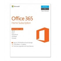 MS Office 365 Family, EN, Nekomercijalno, 6 Usr, Nova, 12mj, 6GQ-01150
