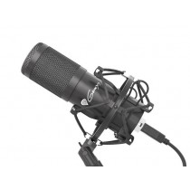 Mikrofon Genesis 400, crna, 24mj, (NGM-1377)