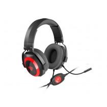 Slušalice Genesis Argon 500, microphone, crna, 24mj, (NSG-0998)