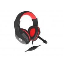 Slušalice Genesis Argon 110, microphone, crna, 24mj, (NSG-1437)