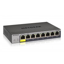 Switch Netgear, GS108T-300PES, 8x GbE, 24mj