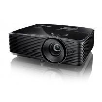 Projektor Optoma DW318e, 1280x800, 3700lm, HDMI, crna, 24mj, (E1P1A1YBE1Z3)