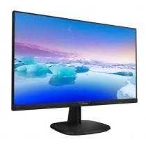 """Monitor Philips 23.8"""", V-Line, 243V7QJABF/00, 1920x1080, Zvučnici, crna, 24mj"""