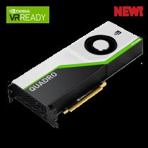 VGA PNY Quadro RTX 8000, nVidia Quadro RTX 8000, 48GB, 24mj (VCQRTX8000-PB)