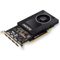 VGA PNY Quadro P2200, nVidia Quadro P2200, 5GB, 12mj (VCQP2200-PB)