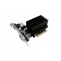 VGA Palit GT 710, nVidia GeForce GT 710, 2GB, do 954MHz, Pasivno hlađenje, 24mj (NEAT7100HD46H)