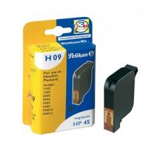 Tinta HP 51645A, Black, Pelikan 331724, Zamjenski