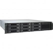 NAS QNAP TVS-EC1580MU-SAS-RP-8GE-R2,  max. 15x disk, LAN 2x, Rack 2U, 36mj