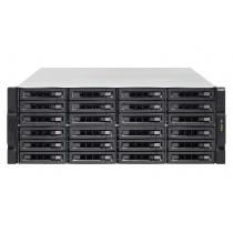 NAS QNAP TS-EC2480U-E3-4GE-R2,  max. 24x disk, LAN 4x, SFP+ 2x, Rack 4U, 24mj