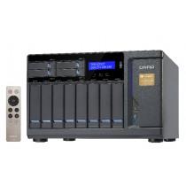 NAS QNAP TVS-1282T-I7-64G,  max. 12x disk, LAN 4x, Tower, 24mj