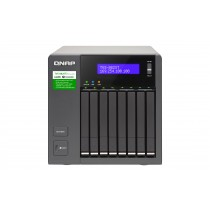 NAS QNAP TVS-882ST3-I5-8G,  max. 8x disk, LAN 4x, SFF, 24mj