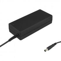 NB Qoltec Dell AC Adapter 7.4 x 5.0 mm + pin, Notebook punjač, crna, 24mj, (50085)