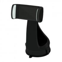 """Nosač za Smartphone, Staklo, Qoltec 51212, 3.2-6"""", crna, 12mj"""