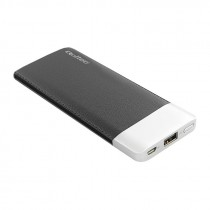 Powerbank Qoltec 6000mAh Li-poly, black (51997)