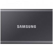 SSD externi Samsung 1TB siva, Portable SSD, T7, MU-PC1T0T/WW, M2, USB3.2 Gen 2, 36mj