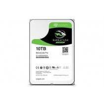 "HDD Seagate 10TB, Desktop BarraCuda Pro, ST10000DM0004, 3.5"", SATA3, 7200RPM, 256MB, 36mj"