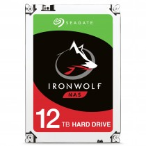 "HDD Seagate 12TB, Server Ironwolf, ST12000VN0007, 3.5"", SATA3, 7200RPM, 256MB, 36mj"