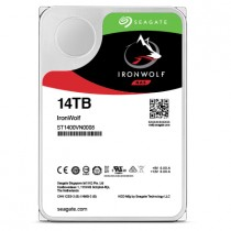 "HDD Seagate 14TB, Server Ironwolf, ST14000VN0008, 3.5"", SATA3, 7200RPM, 256MB, 36mj"