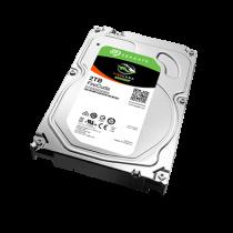 """HDD Seagate 2TB, Desktop FireCuda SSHD, ST2000DX002, 3.5"""", SATA3, 7200RPM, 64MB + 8GB, 24mj"""