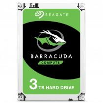 """HDD Seagate 3TB, Desktop BarraCuda, ST3000DM007, 3.5"""", SATA3, 5400RPM, 256MB, 24mj"""