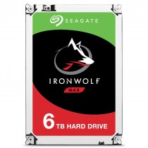 "HDD Seagate 6TB, Server Ironwolf, ST6000VN0033, 3.5"", SATA3, 7200RPM, 256MB, 36mj"