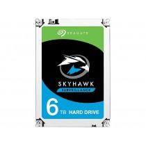 """HDD Seagate 6TB, Surveillance SkyHawk, ST6000VX001, 3.5"""", SATA3, 5400RPM, 256MB, 24mj"""