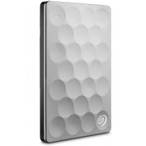 "HDD ext Seagate 2TB platinasta, Backup Plus Ultra Slim, STEH2000200, 2.5"", USB3.0, 24mj"