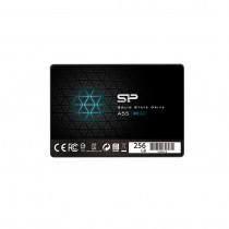 """SSD Silicon Power 256GB crna, A55, SP256GBSS3A55S25, 2.5"""", SATA3, 24mj"""