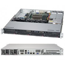 MB Supermicro SYS-5019S-MR, LGA 1151, E-ATX, 4x DDR4, Intel C236, S3 4x, LAN 2x, VGA, 36mj
