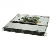 "Server Supermicro BL350V3V Rack, SYS-5019P-MTR, 1x bez bez bez HDD 3.5"" LFF, 0GB, 2x 400W RPS, Rack 1U, 36mj"