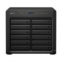NAS Synology DS3617xs,  max. 12x disk, LAN 4x, SFF, 60mj