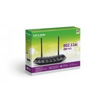 Router TP-Link Archer C2, WLAN AP, Router, 4x GbE, 1x WAN 1GbE, crna