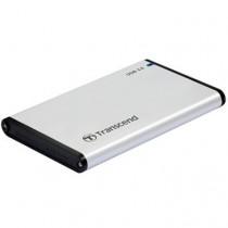 """Kućište USB Transcend HDD StoreJet 2.5"""" SATA up to 9.5mm, USB 3.0, 24 mj.(TS0GSJ25S3)"""
