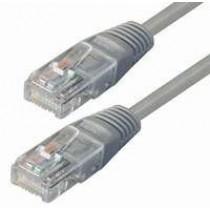 Patch kabel UTP 0.5m (kat. 5e)