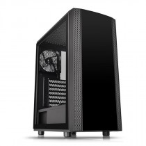 Kućište Thermaltake Versa J25 Tempered Glass Edition, crna, ATX, 24mj (CA-1L8-00M1WN-00)