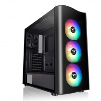 Kućište Thermaltake View 23 Tempered Glass ARGB, crna, ATX, 24mj (CA-1M8-00M1WN-00)