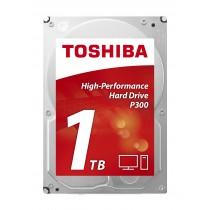"""HDD Toshiba 1TB, Desktop P300, HDWD110UZSVA, 3.5"""", SATA3, 7200RPM, 64MB, 24mj"""